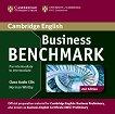 Business Benchmark: Учебна система по английски език - Second Edition Ниво Pre-intermediate to Intermediate: CD с упражнения - учебник