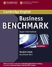 Business Benchmark: Учебна система по английски език - Second Edition : Ниво Upper Intermediate: Учебник - Guy Brook-Hart -
