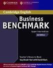 Business Benchmark: Учебна система по английски език - Second Edition : Ниво Upper Intermediate: Книга за учителя - Guy Brook-Hart, David Clark - помагало