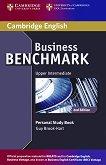 Business Benchmark: Учебна система по английски език - Second Edition : Ниво Upper Intermediate: Помагало за самостоятелна работа - Guy Brook-Hart - книга