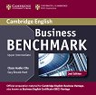 Business Benchmark: Учебна система по английски език - Second Edition : Ниво Upper Intermediate: CD с упражнения - Guy Brook-Hart -