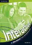 Interactive - ниво 1 (A2): Учебна тетрадка по английски език - Meredith Levy -