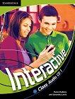 Interactive - ниво 1 (A2): 3 CD с аудиоматериали по английски език - Helen Hadkins, Samantha Lewis -