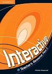 Interactive - ниво 3 (B1-B2): Книга за учителя с допълнителни упражнения по английски език - Nicholas Murgatroyd -