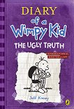 Diary of a Wimpy Kid - book 5: The Ugly Truth - Jeff Kinney - книга