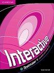 Interactive: Учебна система по английски език - Ниво B2 : CD  с тестове - Sarah Ackroyd -