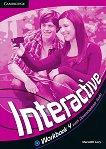 Interactive - ниво 4 (B2): Учебна тетрадка по английски език - учебник
