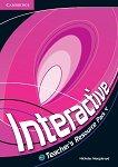 Interactive - ниво 4 (B2): Книга за учителя с допълнителни упражнения по английски език - учебник