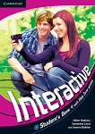 Interactive: Учебна система по английски език - Ниво B2 : Учебник - Helen Hadkins, Samantha Lewis, Joanna Budden -