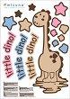 Комплект декоративни стикери - Динозавър