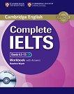 Complete IELTS: Учебна система по английски език : Bands 6.5 - 7.5 (C1): Учебна тетрадка с отговори + CD - Rawdon Wyatt -