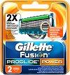 """Gillette Fusion ProGlide Power - Резервни ножчета в опаковки от 2 ÷ 8 броя от серията """"Fusion"""" -"""