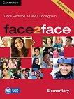 face2face - Elementary (A1 - A2): Class Audio CDs Учебна система по английски език - Second Edition -