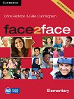 face2face - Elementary (A1 - A2): Class Audio CDs : Учебна система по английски език - Second Edition - Chris Redston, Gillie Cunningham -