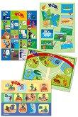 POP! 3 - Учебна система по английски език за 6 - 7 годишни деца Плакати -
