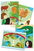 POP! 3 - Учебна система по английски език за 6 - 7 годишни деца : Сюжетни карти -