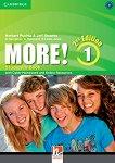 MORE! - Ниво 1 (A1): Учебник Учебна система по английски език - Second Edition -