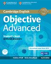 Objective - Advanced (C1): Учебник + CD : Учебен курс по английски език - Fourth edition - Felicity O'Dell, Annie Broadhead - учебник