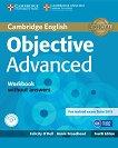 Objective - Advanced (C1): Учебна тетрадка + CD : Учебен курс по английски език - Fourth edition - Felicity O'Dell, Annie Broadhead - книга