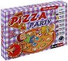 Twister - Пица парти - Детска парти игра - игра