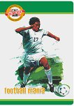 Ученическа тетрадка - Football Mania : Формат А5 с малки квадратчета - 20 листа -