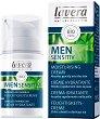 "Lavera Men Sensitiv Moisturising Cream - Хидратиращ крем с био бамбук и гинко билоба от серията ""Men Sensitiv"" -"