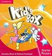 Kid's Box - Ниво Starter: Постери : Учебна система по английски език - Second Edition - Caroline Nixon, Michael Tomlinson -