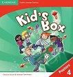 Kid's Box: Учебна система по английски език Ниво 4: Постери -