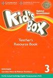 Kid's Box - ниво 3: Книга за учителя с допълнителни материали : Updated Second Edition - Caroline Nixon, Michael Tomlinson, Kathryn Escribano - продукт