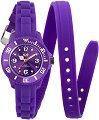 "Часовник Ice Watch - Ice Twist - Purple TW.PE.M.S.12 - От серията ""Ice Twist"" -"