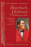 The complete stories of Sherlock Holmes - Sir Arthur Conan Doyle -