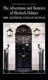 The Adventures and Memoirs of Sherlock Holmes - Sir Arthur Conan Doyle -