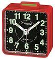 """Настолен часовник Casio - TQ-140-4EF - От серията """"Wake Up Timer"""" -"""