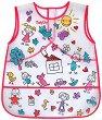 Предпазна престилка - Детски свят - Аксесоар за рисуване -