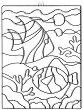 Шаблон - Риби -