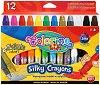 Гел-стик пастели - Комплект от 12 цвята -