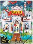 Светеща книжка със стикери: Create your Castle -