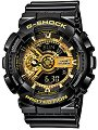 "Часовник Casio - G-Shock GA-110GB-1AER - От серията ""G-Shock"" -"