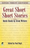 Great Short Short Stories - Paul Negri -
