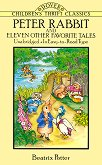 Peter Rabbit and Eleven Other Favorite Tales - Beatrix Potter - детска книга