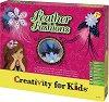 """Създай сама модни аксесоари от перца - Творчески комплект от серията """"Creativity for Kids"""" -"""