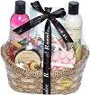 Fruits of Paradise No.102 - Подаръчен козметичен комплект за тяло с микс от плодове -