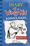 Diary of a Wimpy Kid - book 2: Rodrick Rules - Jeff Kinney - книга