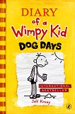 Diary of a Wimpy Kid - book 4: Dog Days - Jeff Kinney -