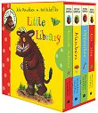 Little Library: My First Gruffalo - 4 Books - Julia Donaldson, Axel Scheffler -