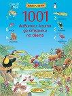 1001 животни, които да откриеш по света - Рут Брокълхърст -