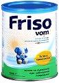 Специална лечебна храна за кърмачета при хабитуално повръщане - Frisovom - Опаковка от 400 g за бебета от 0 до 12 месеца -
