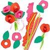 Направи сам - Букети с рози - Творчески комплект -