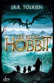 Der kleine Hobbit - J. R. R. Tolkien - учебна тетрадка