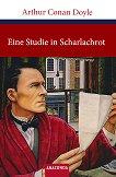 Eine Studie in Scharlachrot - Arthur Conan Doyle - детска книга